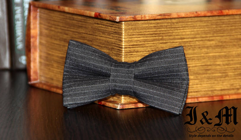 Галстук-бабочка i&m (010701) , фото 2