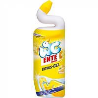 Гель для мытья унитаза Ente Citrus, 750 мл