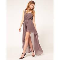 Женское Шифоновое платье Каприка
