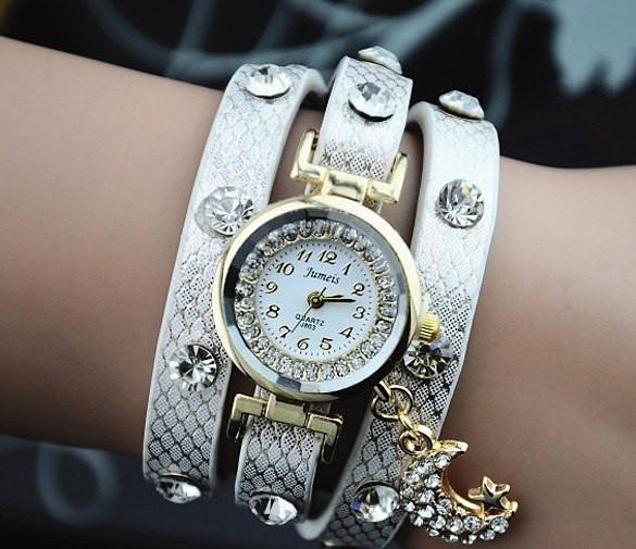Женские деревянные часы наручные