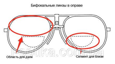 Бифокальные очковые линзы, фото 2