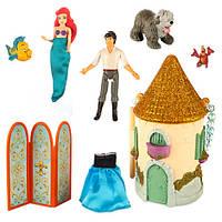 Набор Disney - Сказочный замок Русалочка и персонажи Дисней