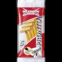 Бритва мужская Wilkinson Sword Pronto 1 лезвие, 5 шт