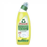 Гель для мытья унитаза Frosch Zitronen, 750 мл