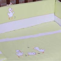 """Детские постельные комплекты  """"Ducklings"""" Верес™ 7ед., фото 1"""