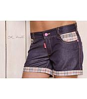 Женские джинсовые  шорты  42 и 46