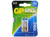 Батарейка GP 24AUP-S2 Ultra Plus alkaline LR03 ААА