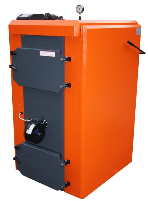 Пиролизный котел Котэко Unika (Уника) 40 квт - Газогенераторные котлы на дровах