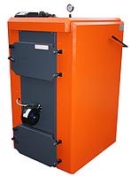 Пиролизный котел Котэко Unika (Уника) 40 квт - Газогенераторные котлы на дровах, фото 1