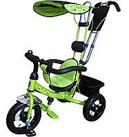 Велосипед 3-х колесный детский Mars Mini Trike LT950 air зеленый