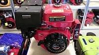 Бензиновый двигатель WEIMA WM190FЕ-L 16 л.с. (HONDA GX420) (редуктор 1/2, шпонка, электростартер)