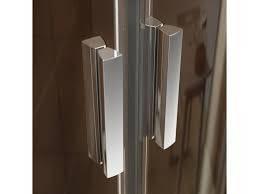 Душевые двери Ravak BLDP2-100 Полированный алюминий Transparent, фото 2