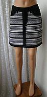 Юбка женская модная демисезонная мини бренд Esmara р.46 5515, фото 1