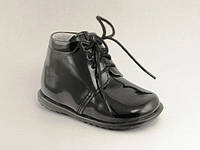 Праздничные детские лаковые туфли 18 размер