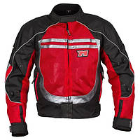 Мотокуртка текстильная Atrox NF-7100 Red/Black, S