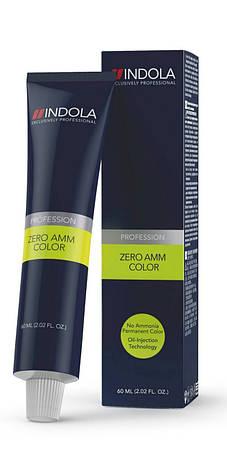 6.32 темный русый золотистый перламутровый Indola Zero Amm Краска для волос Без Аммиака 60 мл.