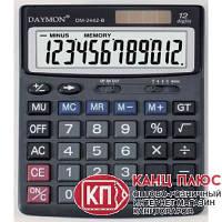 Daymon Калькулятор 12-разрядный арт. DM-2442B
