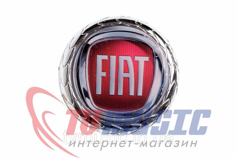 Эмблема Fiat (красная)