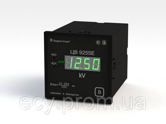 ЦВ 9255 Преобразователи измерительные цифровые напряжения переменного тока, фото 2