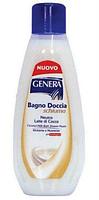 """Гель для душа Genera """"Кокосовое молоко"""" 1L"""