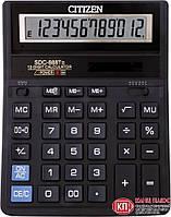 Citizen Калькулятор бухгалтерский (оригинал) арт. SDC-888  TII