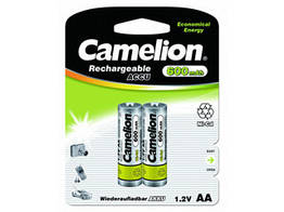Аккумулятор Camelion NC-AA600BP2