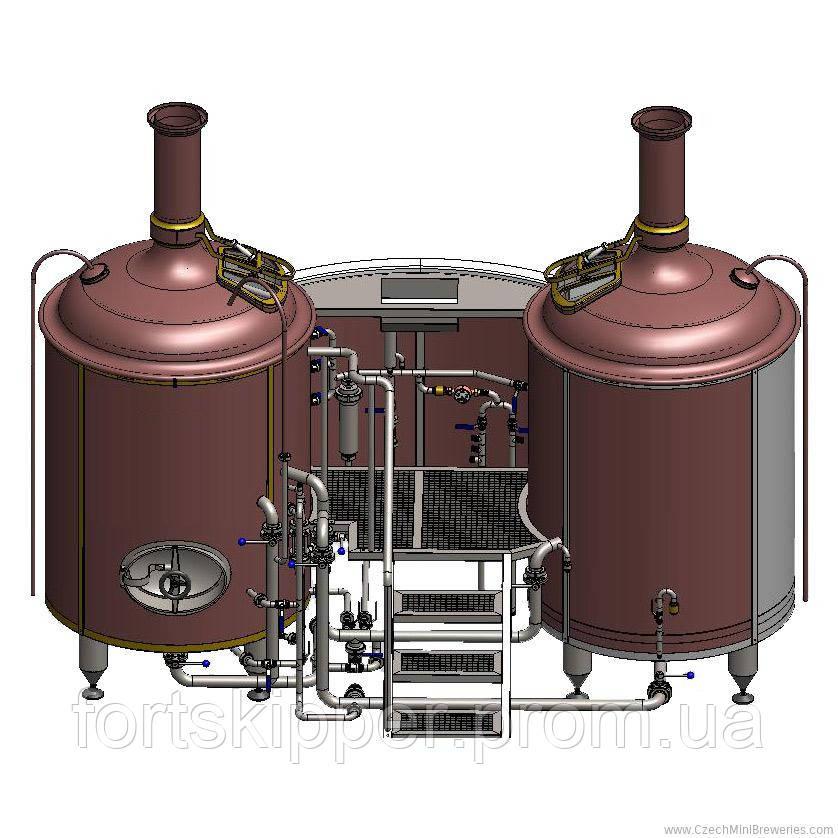 Оборудование для производства пива DESTILA