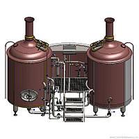 Оборудование для производства пива кваса вина эля DESTILA