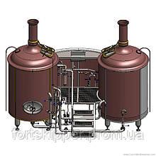 Обладнання для виробництва пива DESTILA