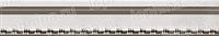Карниз из гипса к-204а