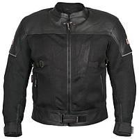 Мотокуртка текстильная Atrox NF-7125 Black, S