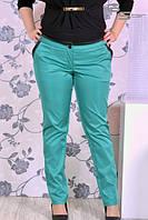 Женские брюки, капри, бриджи и шорты больших размеров (размеры 48-74)