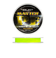 Шнур Select Master PE 150m Light Green