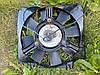 Вентилятор охлаждения радиатора ВАЗ 2108 2109 21099 2113 2114 2115 в сборе электровентилятор диффузор бу