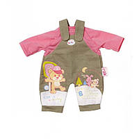 Оригинал. Костюм для куклы Baby Born  Zapf Creation 820872B
