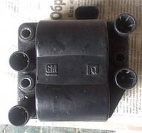 Модуль зажигания ВАЗ 2108 2109 21099 2110 2111 2112 2113 2114 2115 катушка инжекторная старого образца GM бу