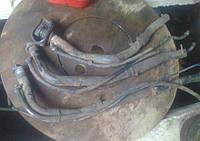 Труба наливная ВАЗ 21099 2115 горловина бензобака бу