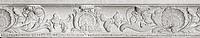 Карниз из гипса к-214