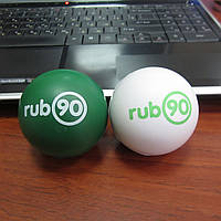 Мяч антистресс с логотипом