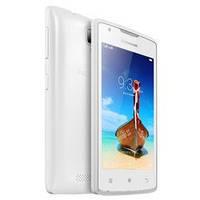 Смартфон Lenovo A1000 White / 2 Sim