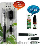 Электронная сигарета eGo СЕ-4 Electronic 900 mAh Cigarette блистер , фото 1