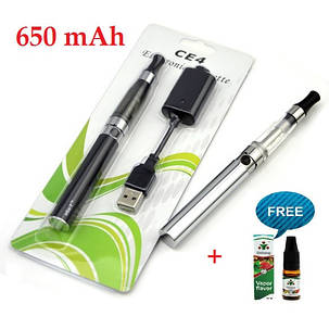 Электронная сигарета eGo СЕ-4 650 mAh Electronic Cigarette блистер , фото 2