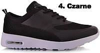 Женские кроссовки CARLENE Black, фото 1