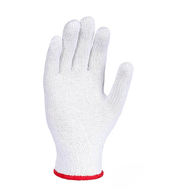 Перчатки рабочие Doloni без ПВХ  (отбеленная)
