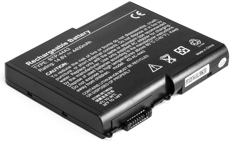 Аккумулятор PowerPlant для ноутбуков ACER SMARTSTEP 200n (BTP-44A3 AC-44A3-8) 14.8V 4400mAh