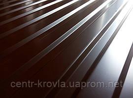 Профнастил стіновий ПС-12 0,35 мм глянець