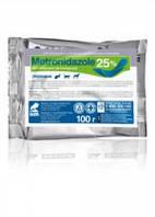 Метронидазол 25% порошок 100 г