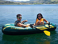 Надувная лодка Seahawk 2 Intex 68346