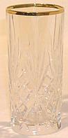 Набор стаканов для сока Melodia с золотом