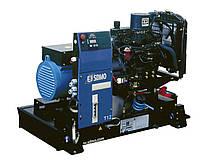 Дизельный генератор SDMO T 12 KM (12 кВт)